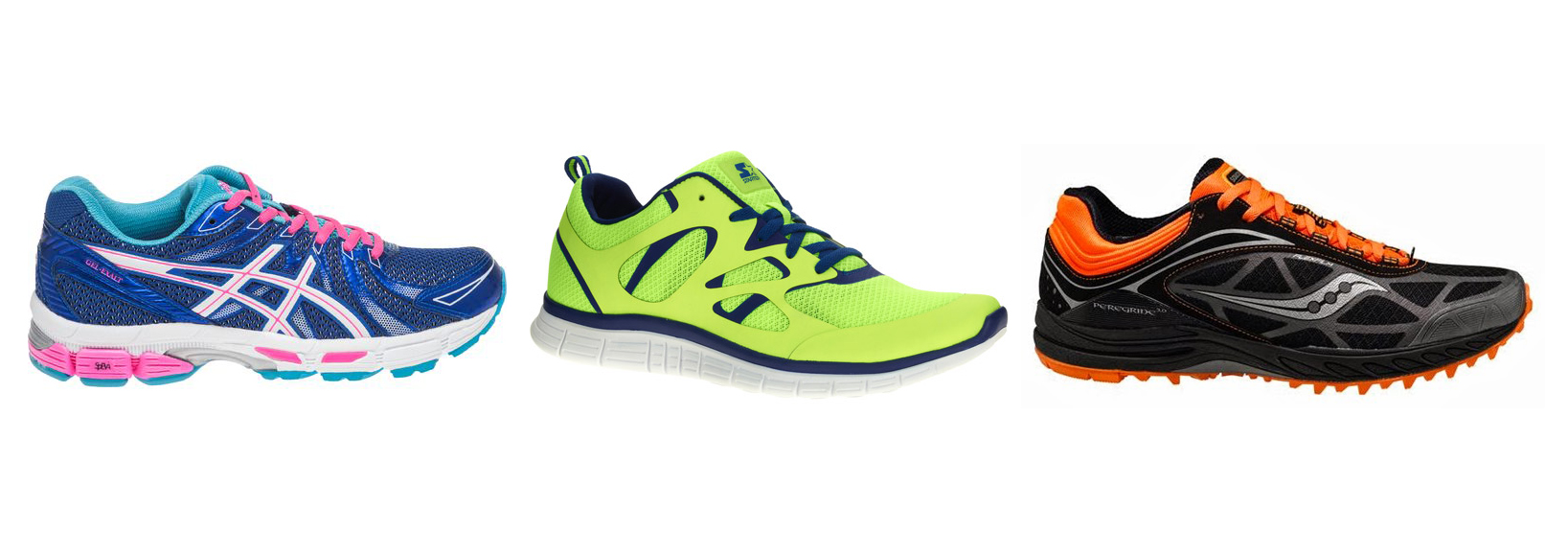 types of running shoes - 28 images